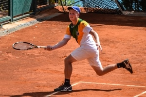 Joshua Howard-Tripp wins Curro Junior ITF Title
